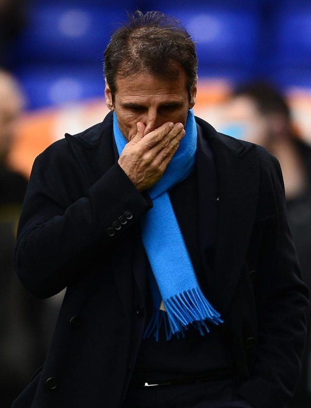 Gianfranco Zola quit as Birmingham boss after their 2-0 defeat to Burton Albion