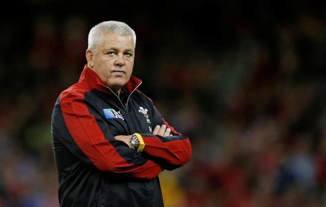Lions manager Warren Gatland will take his side to New Zealand at the end of May