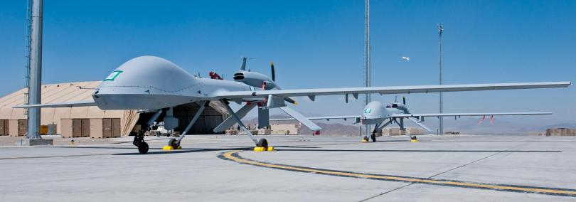 The Grey Eagle will be the mainstay of the drone force