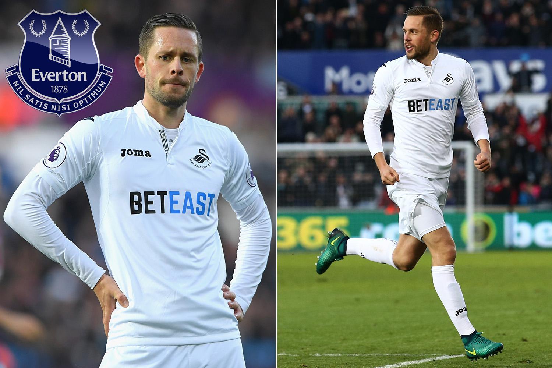 Everton transfer news Gylfi Sigurdsson wanted by Ronald Koeman
