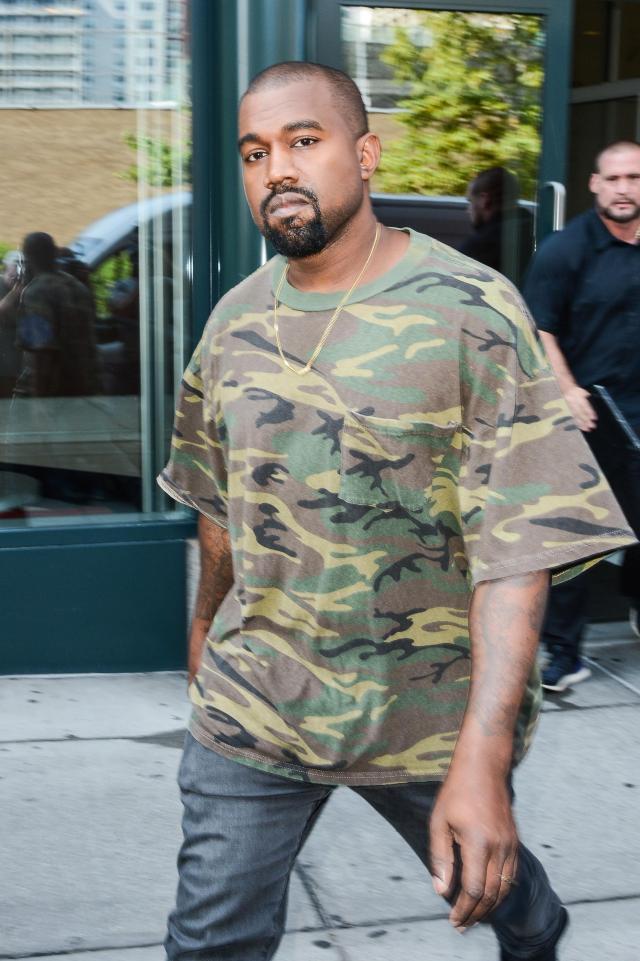 Kanye West snubs Met Gala following wife Kim Kardashian's bottom-baring antics on holiday