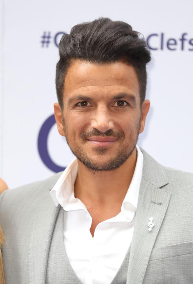 Peter Andre is a singer, TV presenter and reality star