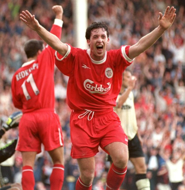 Neil harris was told he was no better than the strikers Liverpool already had - not surprising as Robbie Fowler was the strikepartner for Michael Owen
