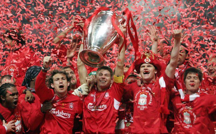 Steven Gerrard gave the best speech I ever heard and that ...