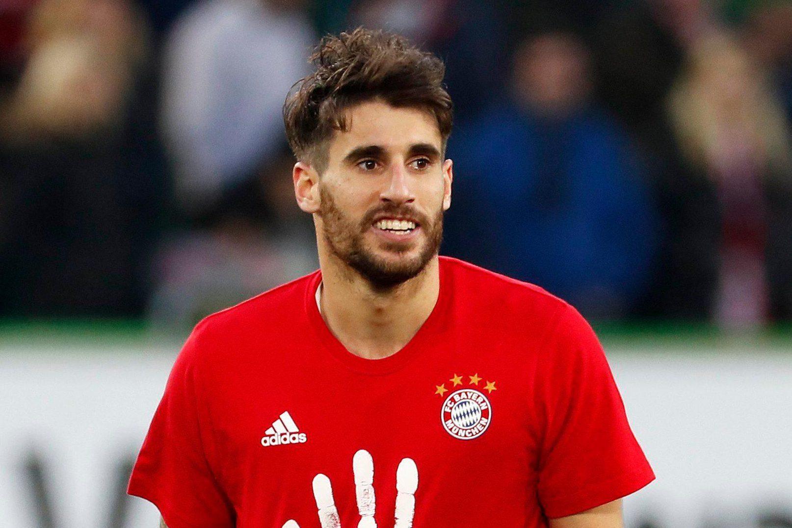 Bayern Munich ace Javi Martinez ruled out for season after
