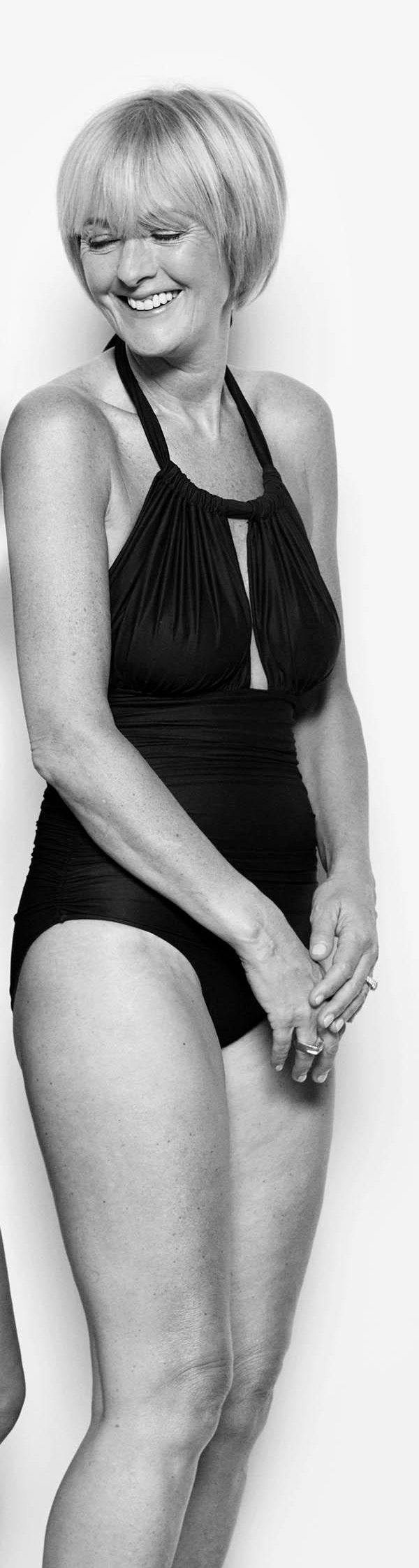Jane Moore loved the female empowerment aspect of the shoot