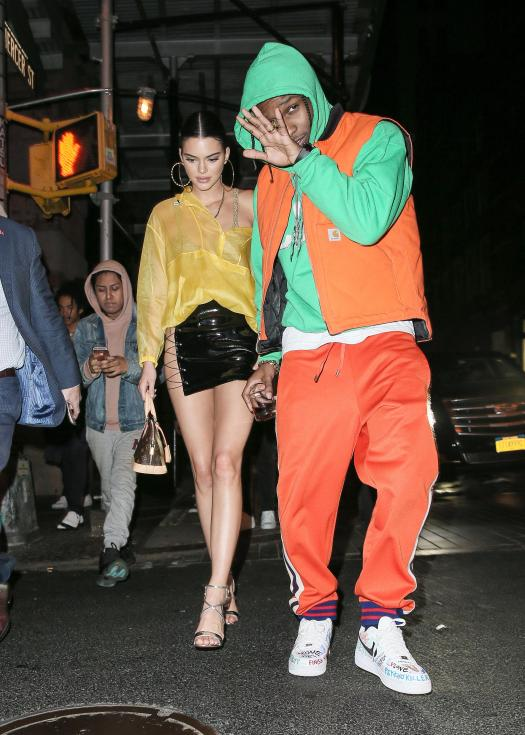 The pair partied together following the Met Gala