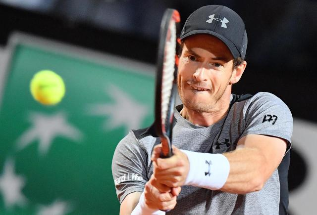 Andy Murray knows he is not at his best ahead of the Grand Slam at the Roland Garros