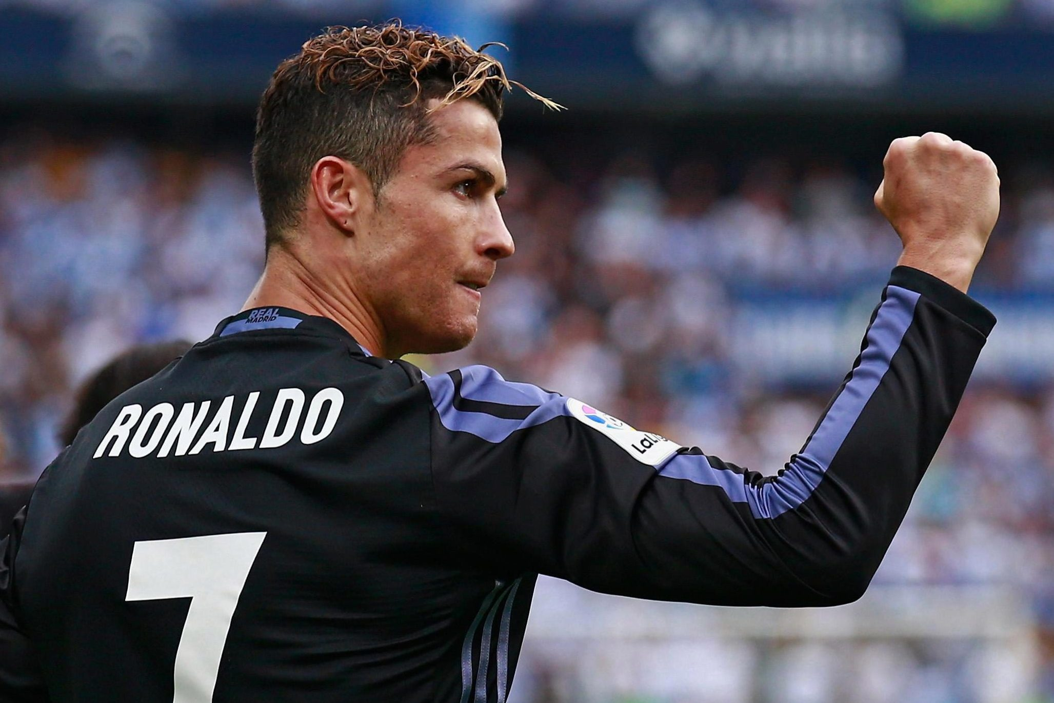 Cristiano Ronaldo insists he will never play as a striker ahead of