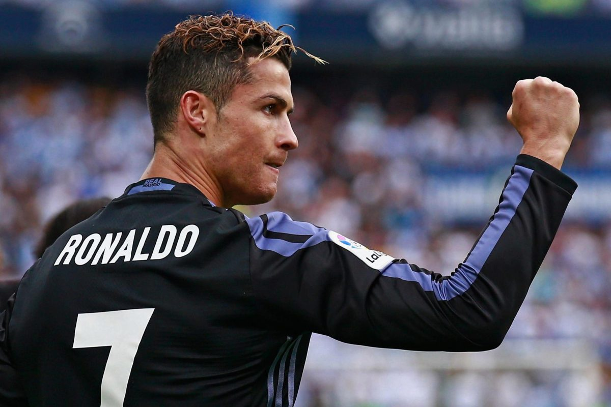Cristiano Ronaldo insists he will never play as a striker ahead of Champions League final between Real Madrid and Juventus