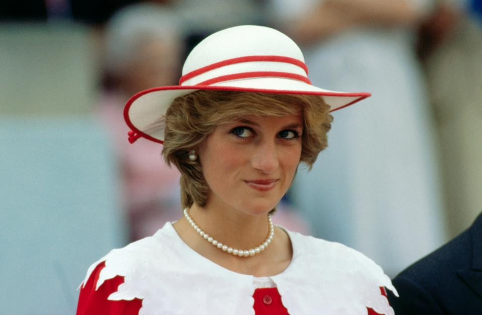 Princess Diana died in a car crash in a Paris road tunnel in 1997