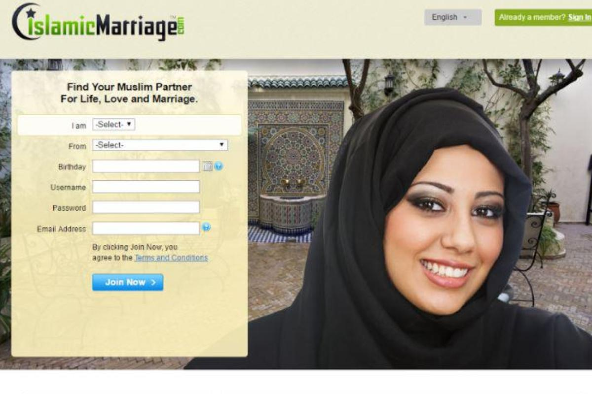 online dating website for marriage