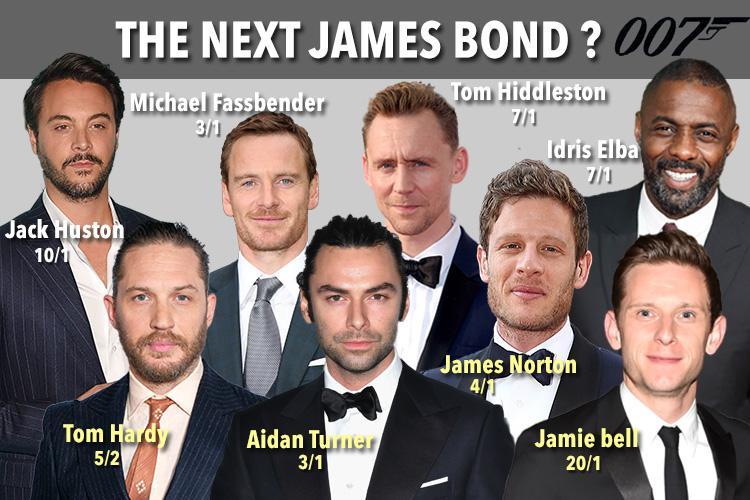 Image result for next james bond actor