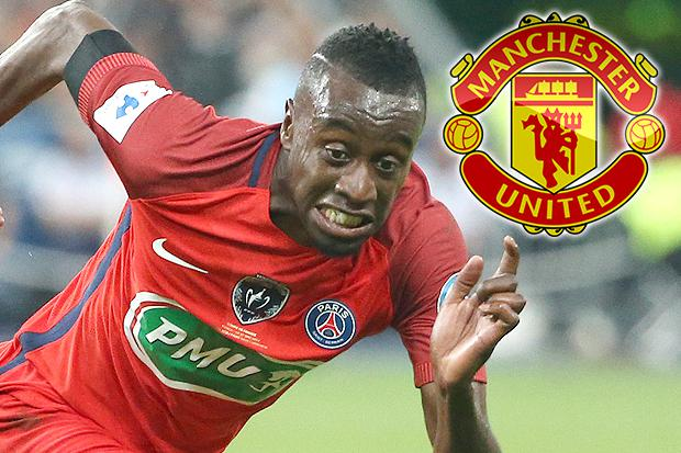 Manchester United and Arsenal on alert as Blaise Matuidi s