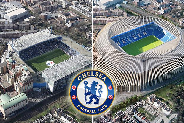 Image result for Stamford Bridge