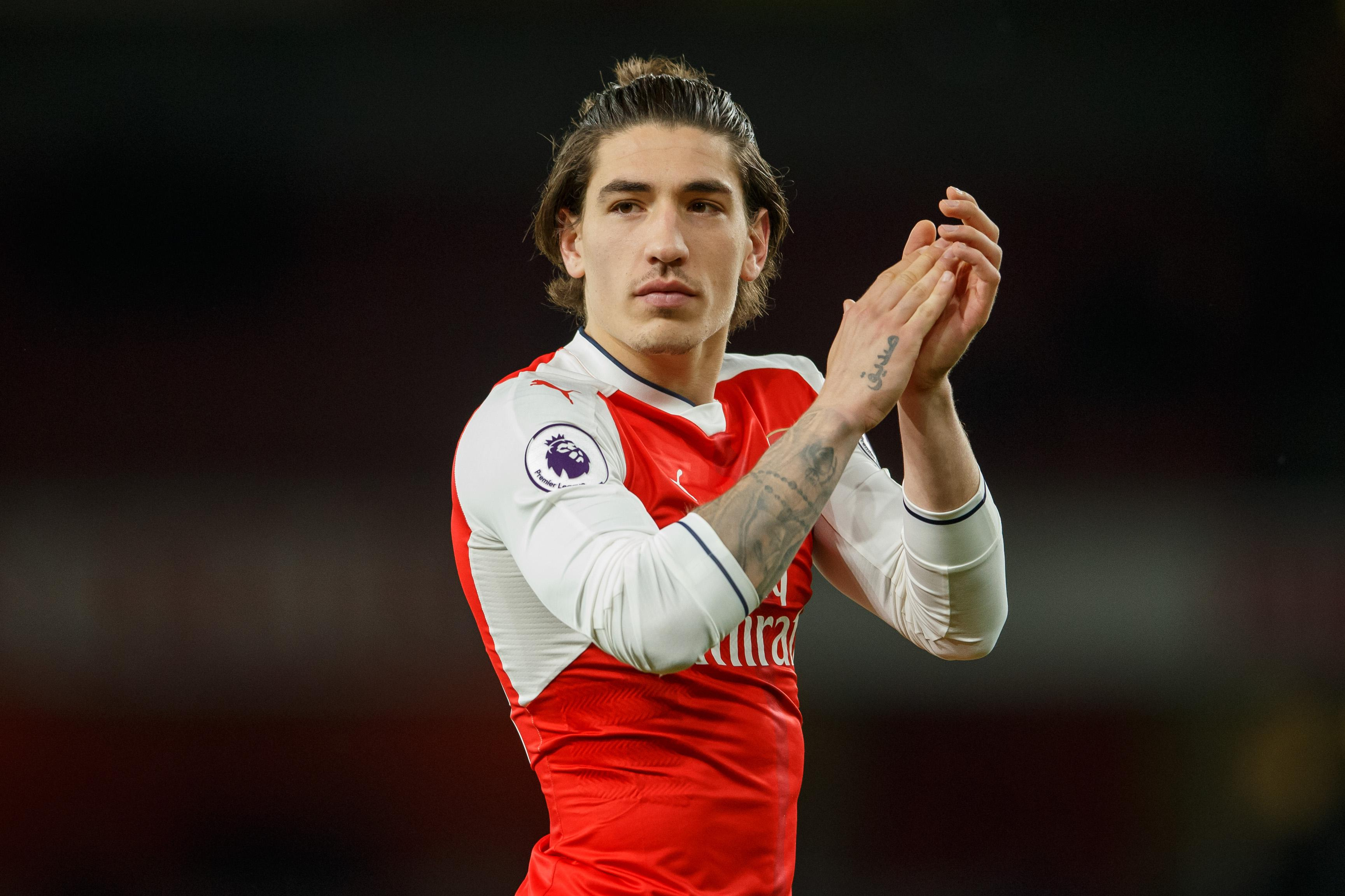 Arsenal open talks with Barcelona over Hector Bellerin