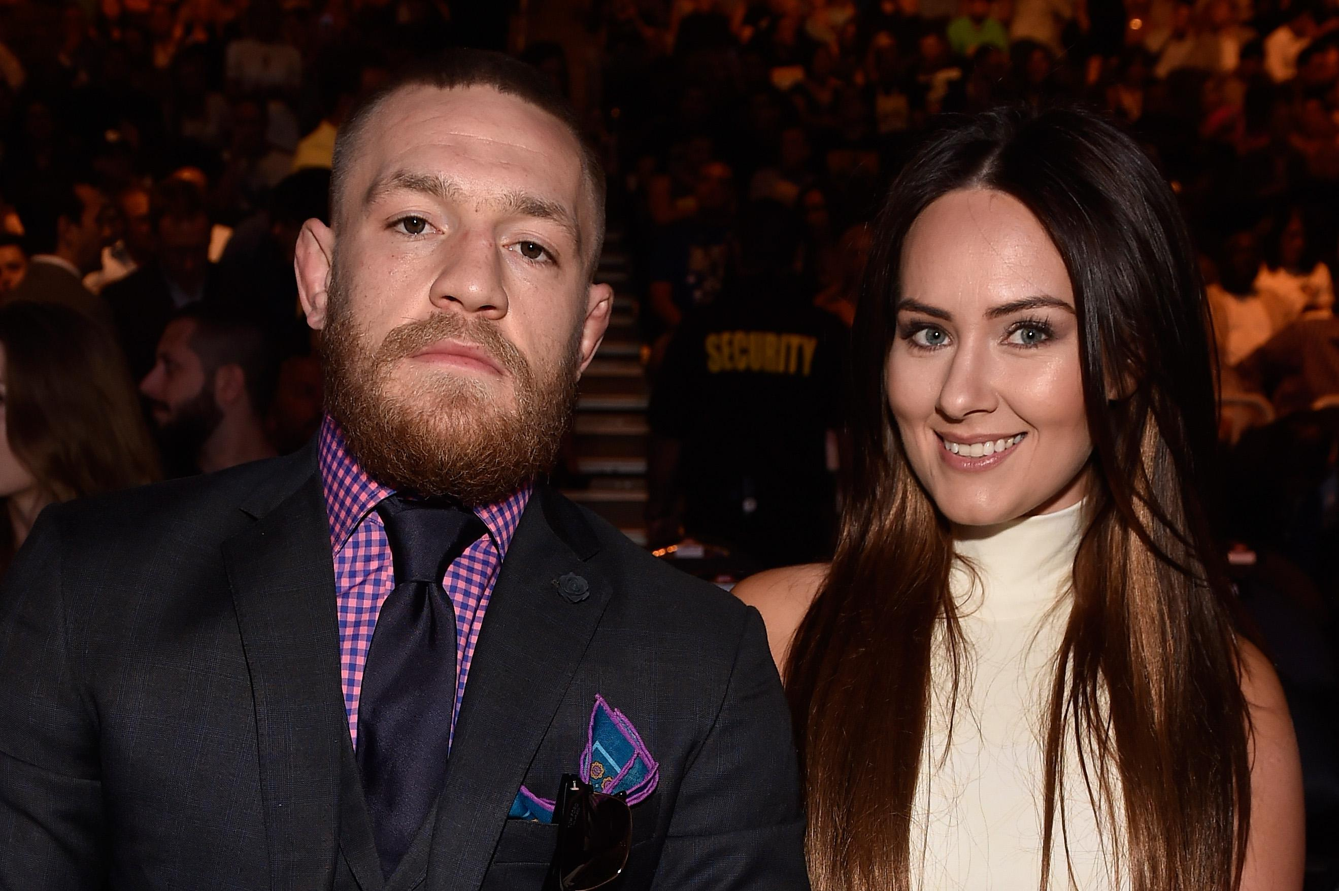 Conor McGregor is going out with Irish stunner Dee Devlin
