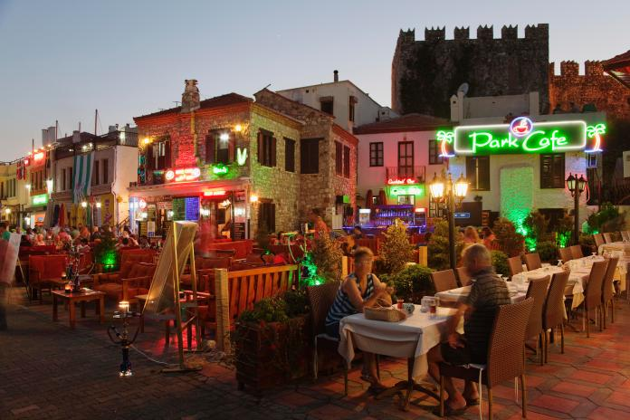 A 48-year-old mum says she was raped by a barman while in Marmaris, a resort town in Turkey