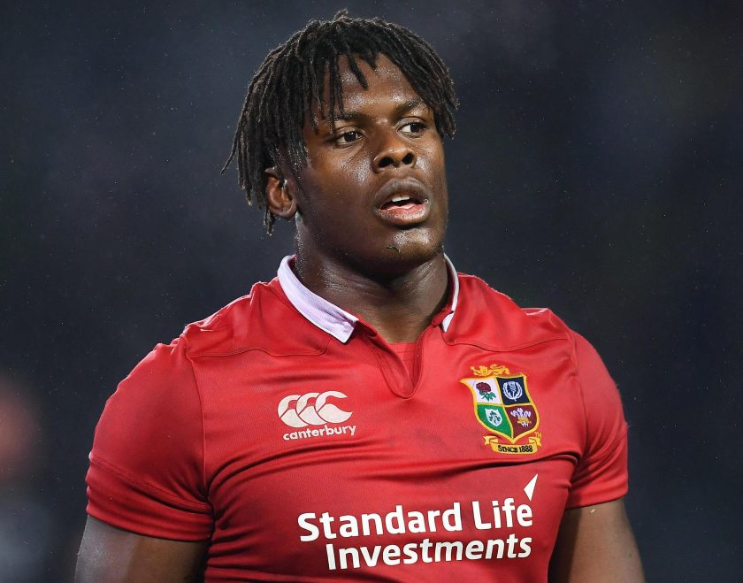 New Zealand are unbeaten at Eden Park in 23 years...since before the youngest Lion Maro Itoje, 22, was even born