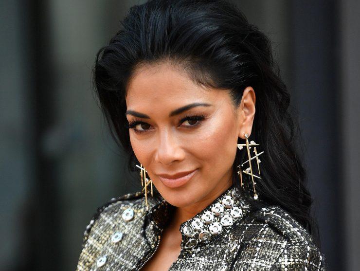 Nicole Scherzinger has returned to The X Factor