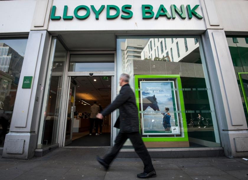 Lloyds confirmed that its online site is down, although its mobile and tablet apps are working as normal