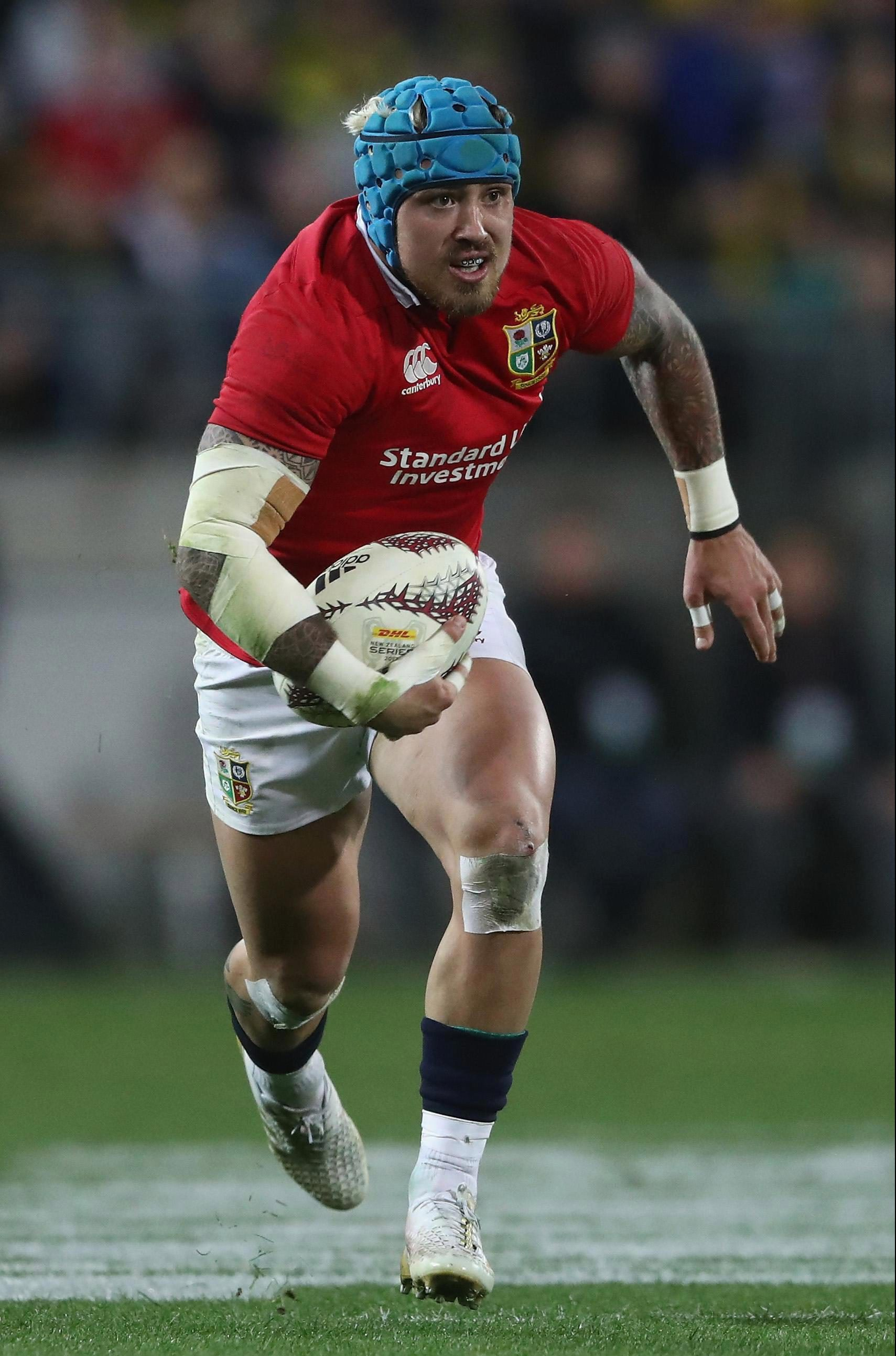 England stars like Jack Nowell have to answer to their bosses at club and country