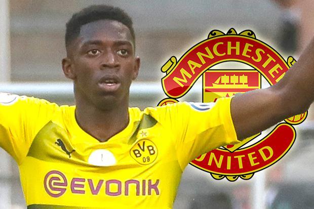 Manchester United transfer news Borussia Dortmund s Ousmane