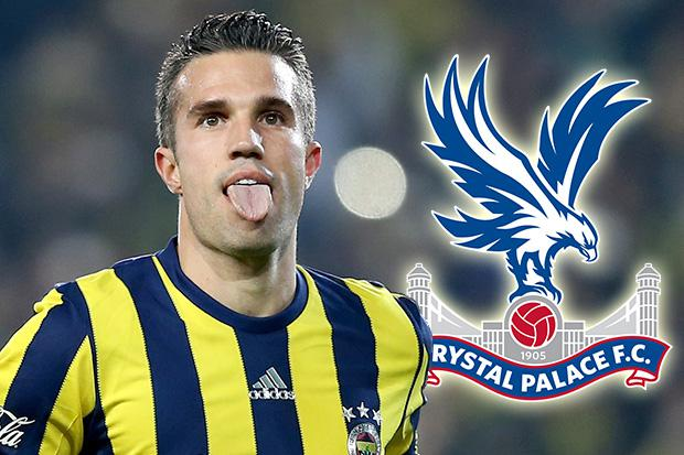 Robin van Persie eyed for Premier League return by Crystal Palace