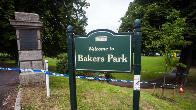 Ambulance crews were called to Bakers Park in Devon