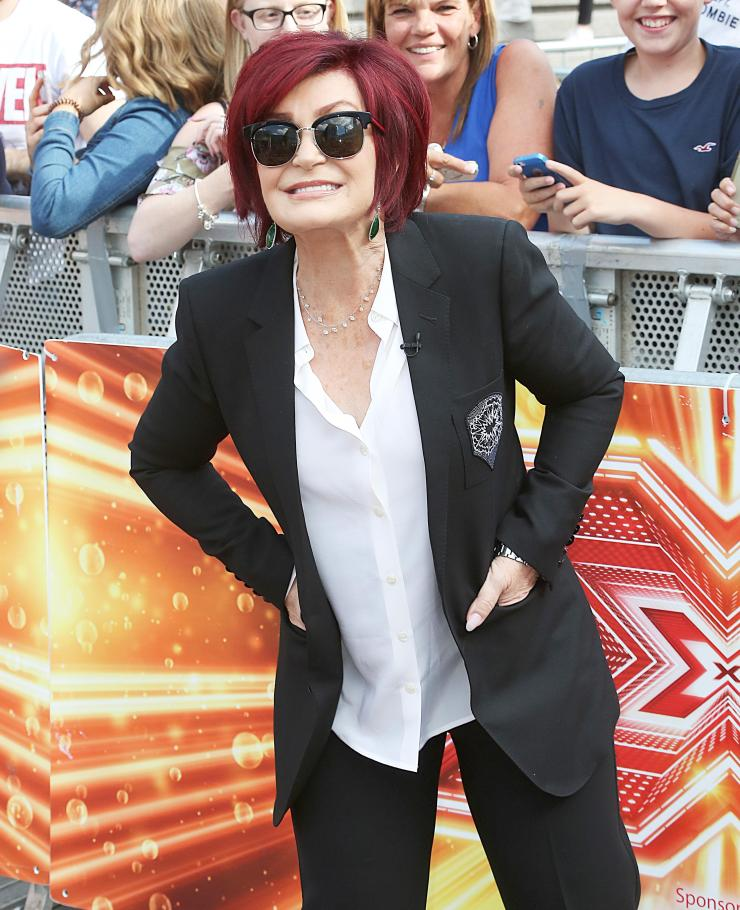 Sharon Osbourne is a music manager turned X Factor judge who has become loved for her kooky nature
