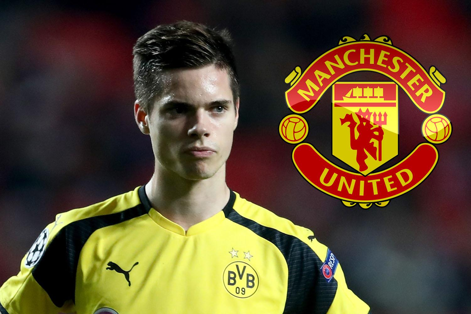 Manchester United turn to Borussia Dortmund Julian Weigl after