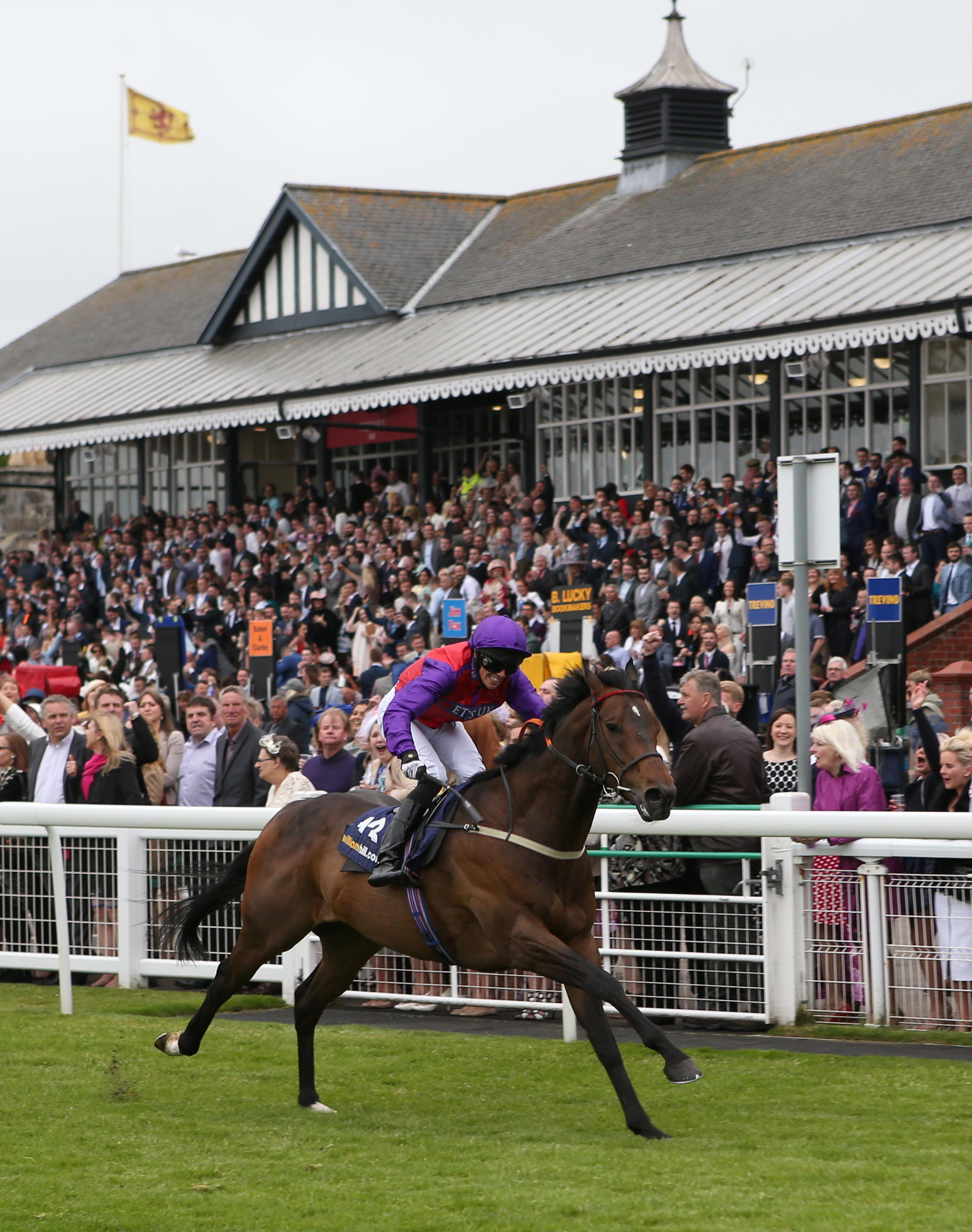 Musselburgh plays host the main action on Saturday