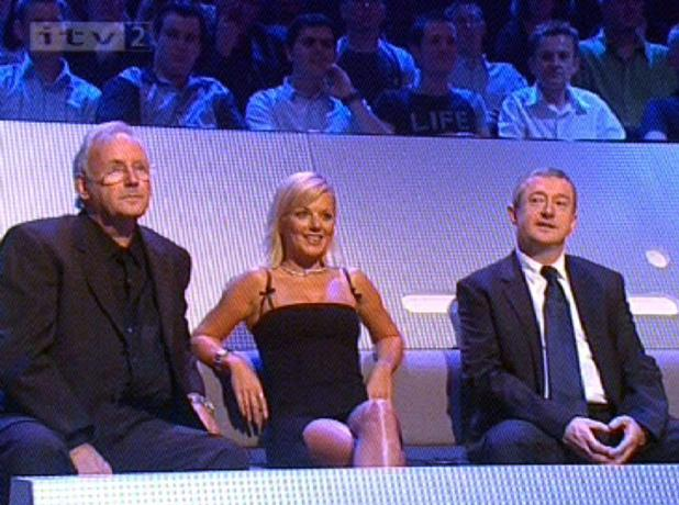 The Irish star also appeared on Popstars: The Rivals with Geri Horner and Pete Waterman