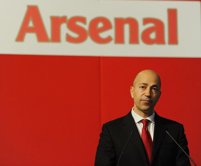 Gunners chief executive Ivan Gazidis says he was unable to find a better candidate than Wenger