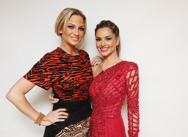 Sarah has admitted drifting apart from Cheryl over the years as everyone gets on with their own lives