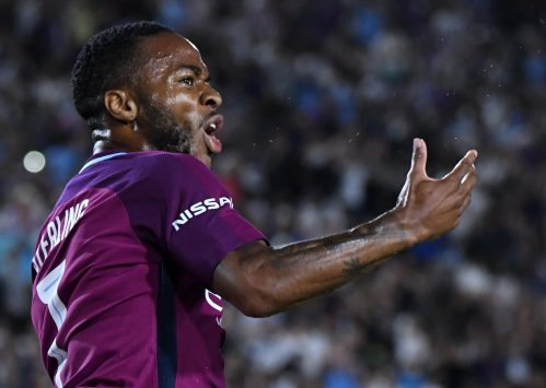 Raheem Sterling pays hooker for sex on US tour — and is branded a 'cheapskate' after he rowed over £3,000-a-night fee