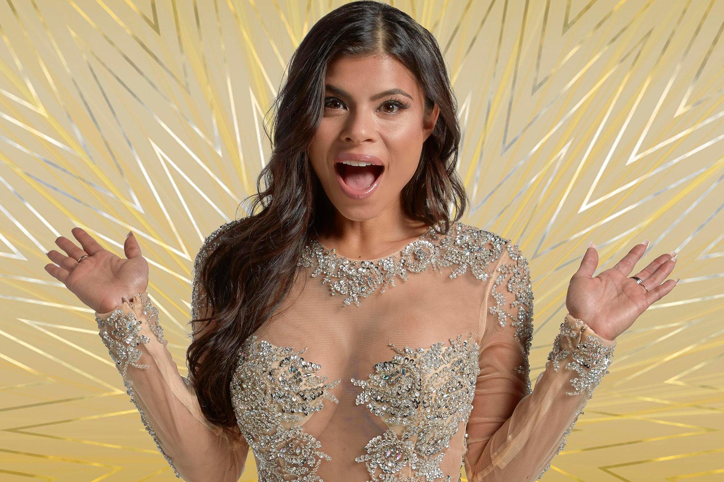 who is marissa jade evicted celebrity big brother 2017 housemate