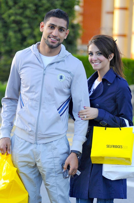 Amir Khan S Wife Faryal Makhdoom Looks