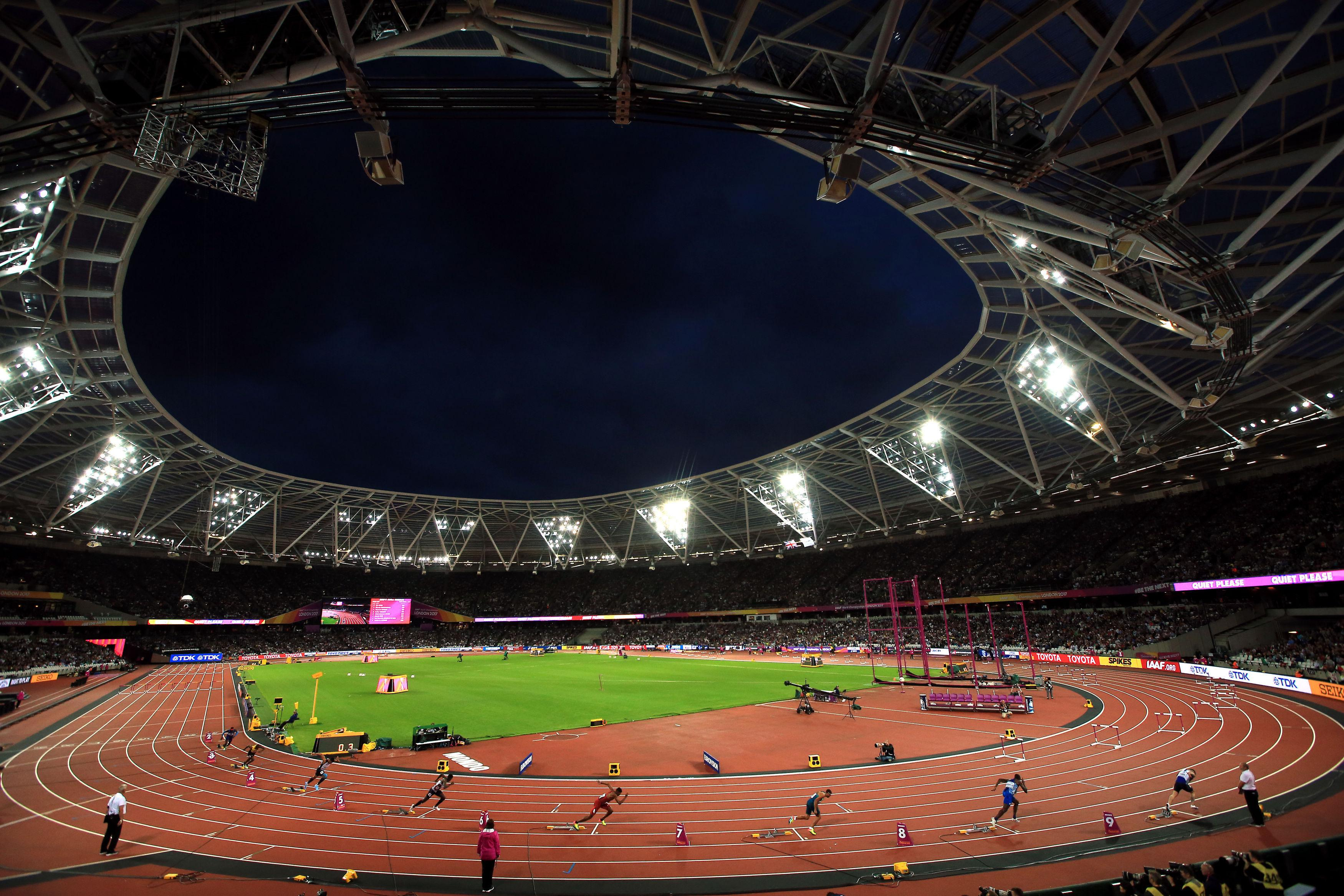 London 2017 has been hit by a serious sickness bug at one of the official team hotels