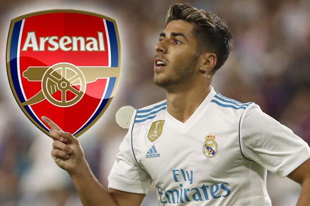 Arsenal transfer news: Marco Asensio demands emergency talks with Real  Madrid following Gunners interest