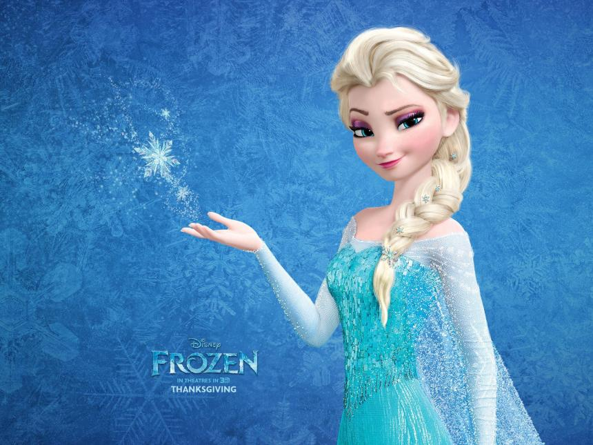 Frozen is the most successful animation film of all time