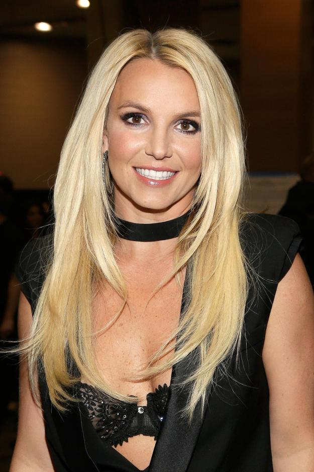 Britney Spears, who was wildly popular in an era when file-sharing was at its peak
