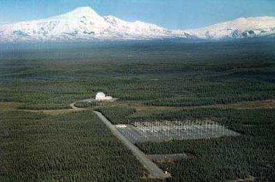 HAARP is in the middle of nowhere - and that only adds to its mystique