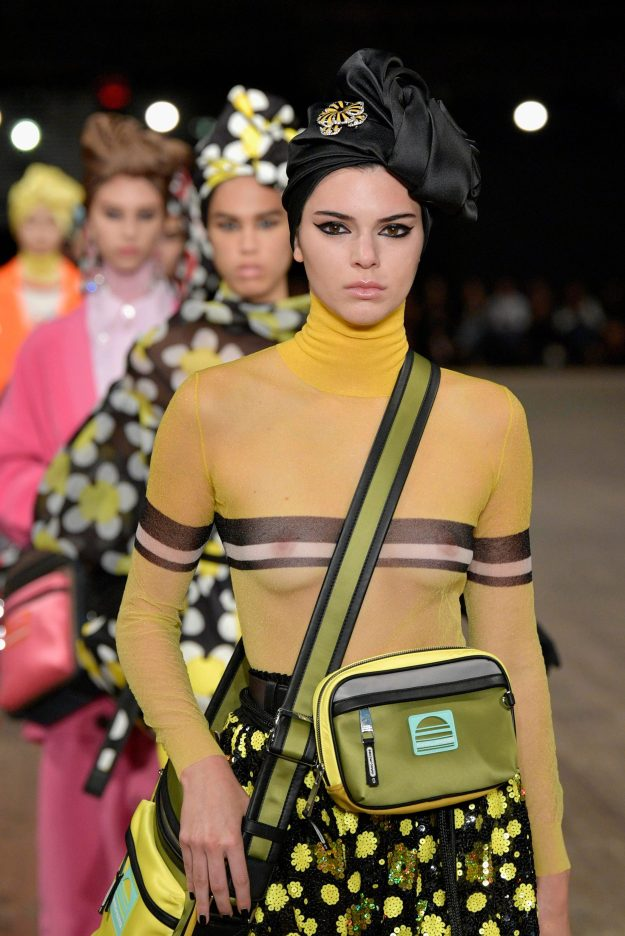She's walked for some of fashion's biggest names