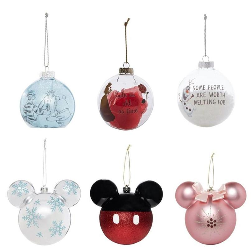 primark is ing disney christmas baubles and the minnie