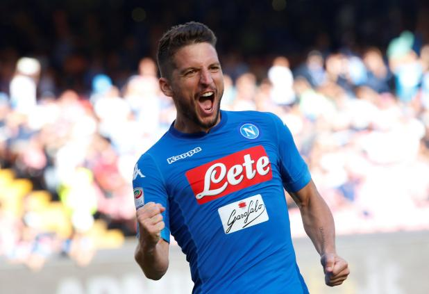 nintchdbpict000353740924 - Atletico Madrid will swoop for Manchester United target Dries Mertens if Antoine Griezmann leaves the club