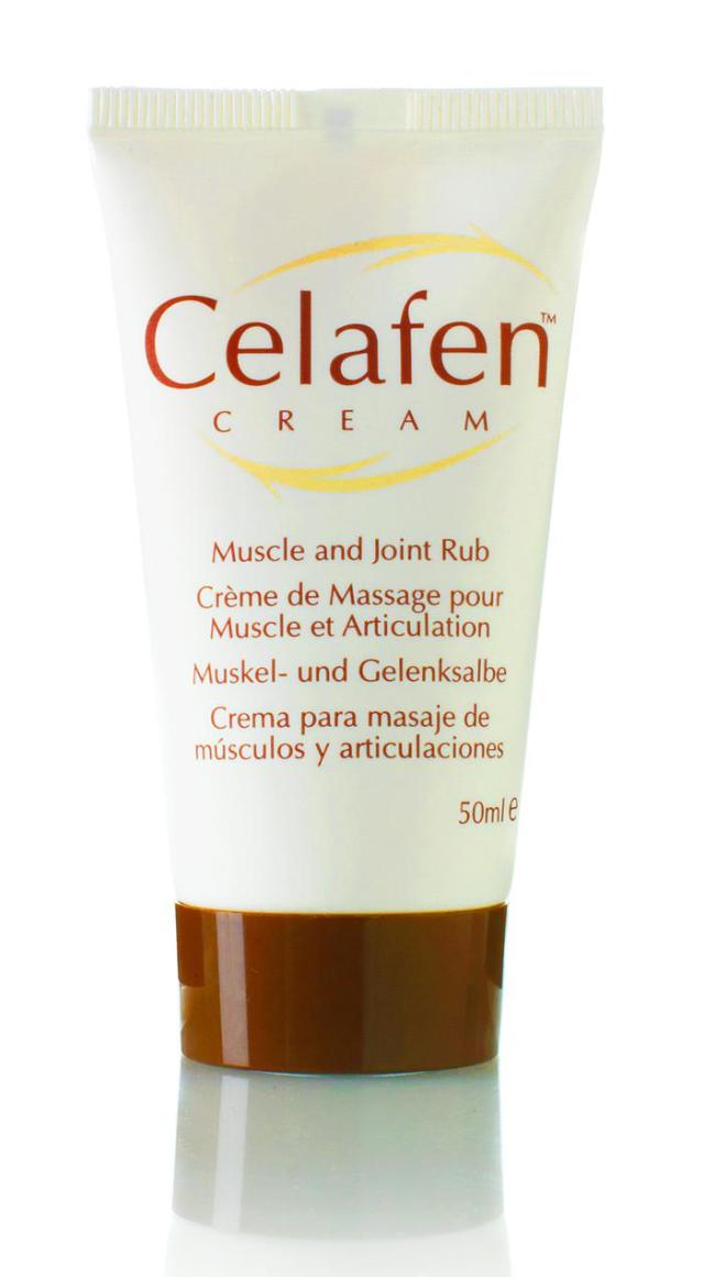 Julia says the £9.95 Celafen cream has helped her condition