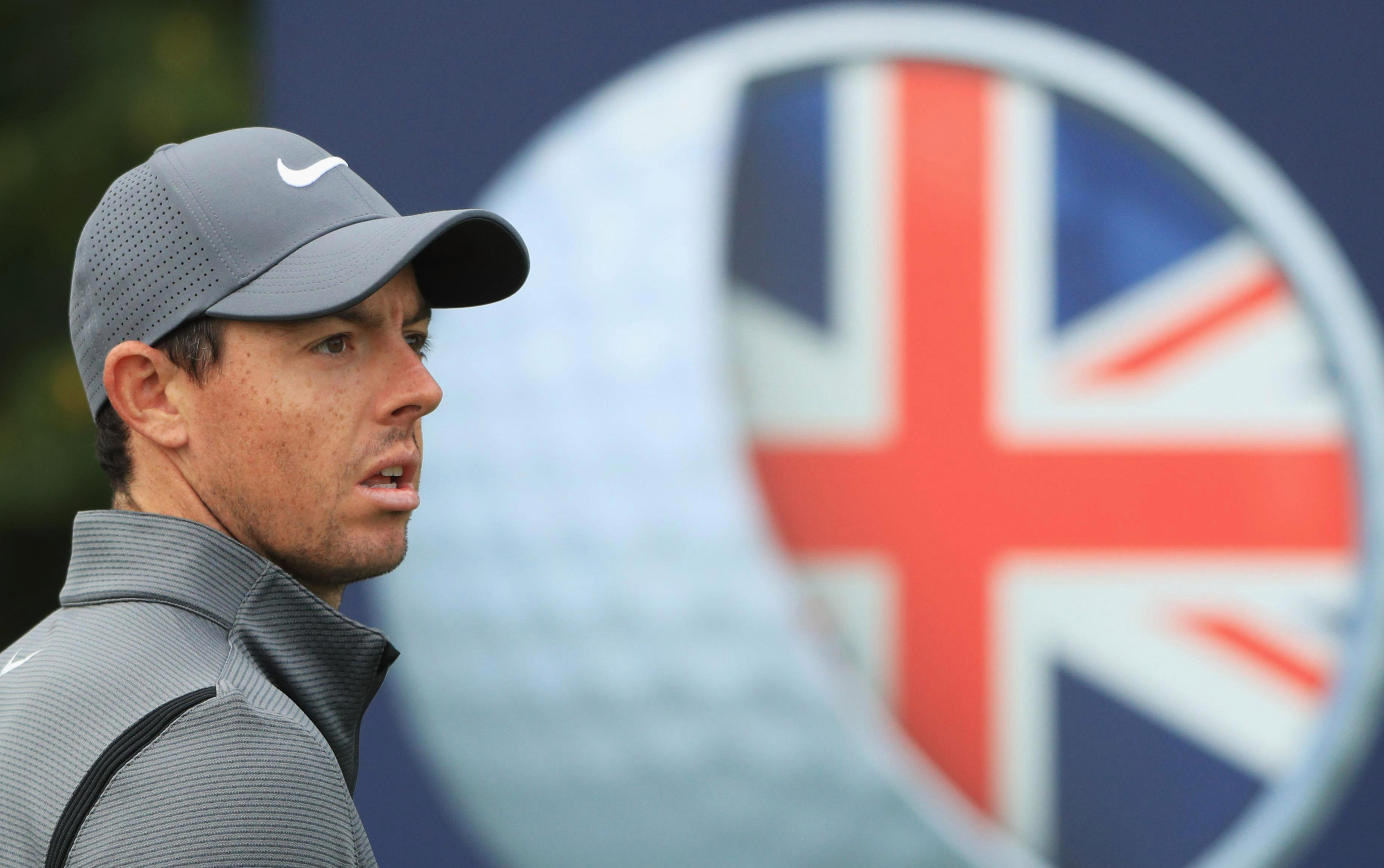 Rory McIlroy certainly put the wind up his opponents at the British Masters