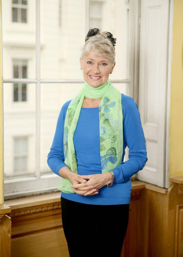 Jan Leeming is a former newsreader who is looking for love on a new edition of First Dates