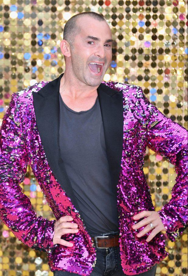 Dancer LouieSpenceis starring in the panto as Dandini